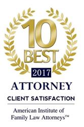 10 Best 2017 Attorney Client Satisfaction